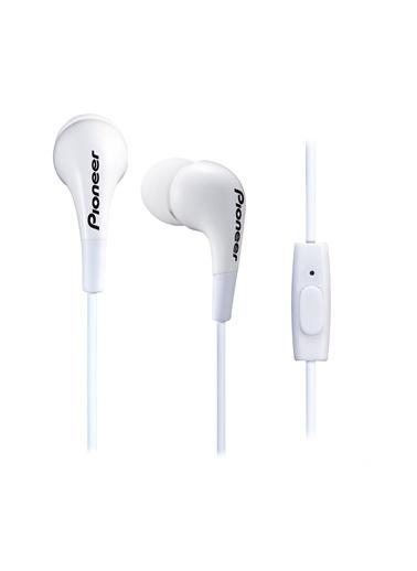 Pioneer SE-CL502T-W Kulakiçi Mikrofonlu Kulaklık Beyaz